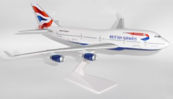 Boeing 747-400 BA British Airways Premier Models Collectors Model Scale 1:250  E